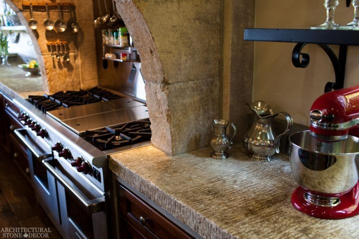 Modern-Neolithic-limestone-rustic-kitchen-flooring-countertop-butcher-block-antique-slab-sink-coastal2