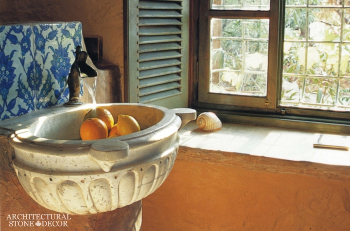 Kitchen-Pestle-Marble-Sink-bowl-hand-carved-reclaimed-Greek-style