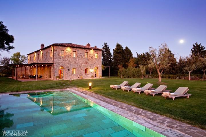 Villa Biondi. Castiglion del Bosco