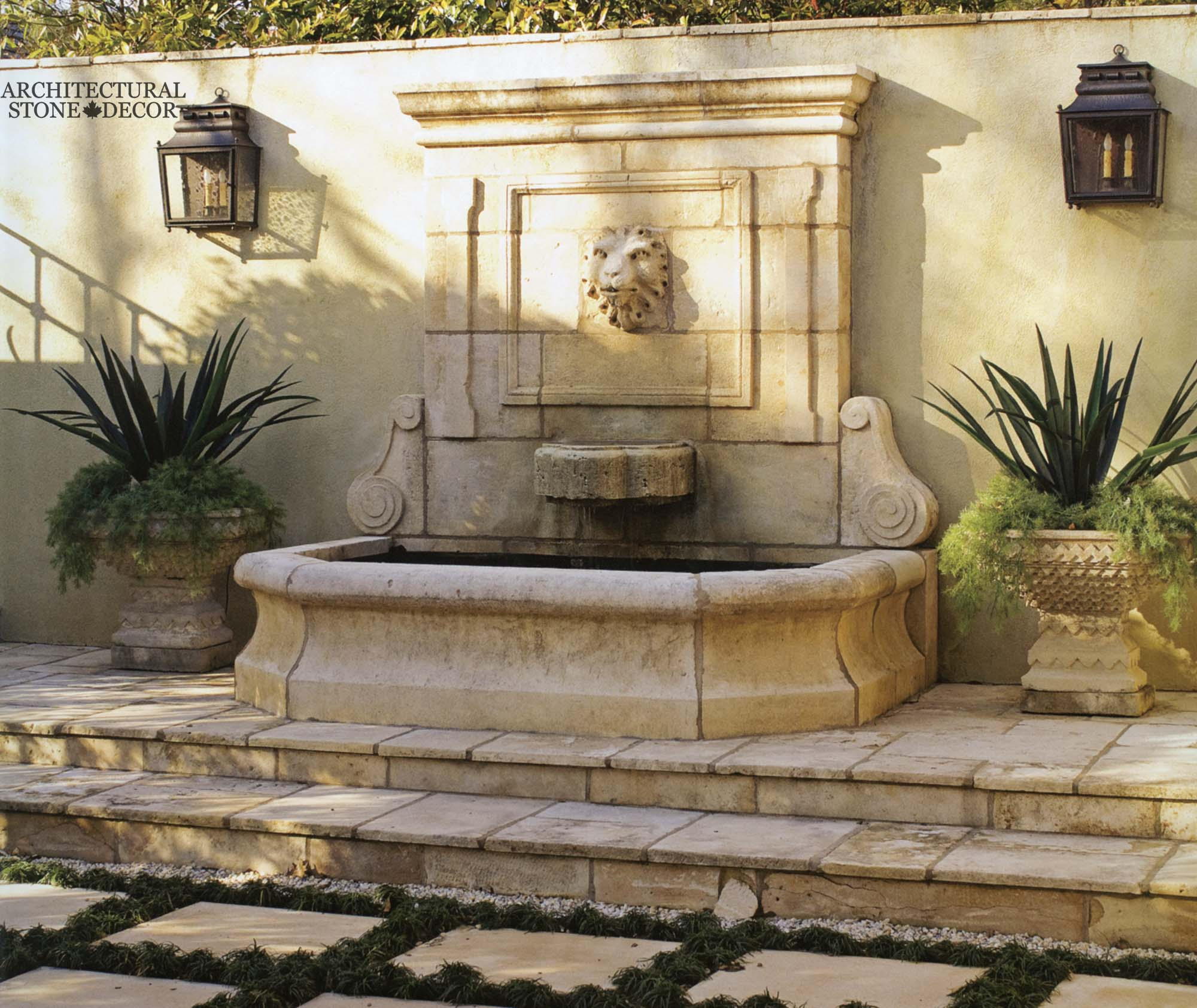19 Spectacular Wall Fountain Ideas on rustic gardening, garden fountains, beautiful backyard fountains, classic backyard fountains, tropical backyard fountains, modern backyard fountains, unique backyard fountains, elegant backyard fountains, large backyard fountains, wood backyard fountains, small backyard fountains, bird baths and fountains,