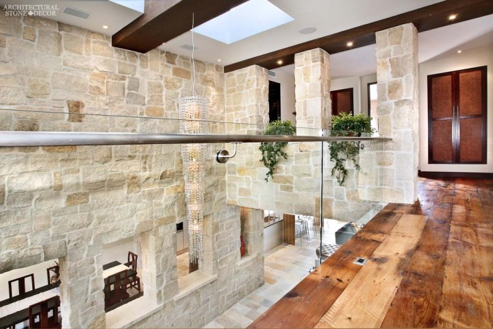 canada toronto vancouver BC CA UK coastal Mediterranean Tuscan style home villa interior design home décor salvaged reclaimed rustic antique natural stone limestone flooring tiles cladding