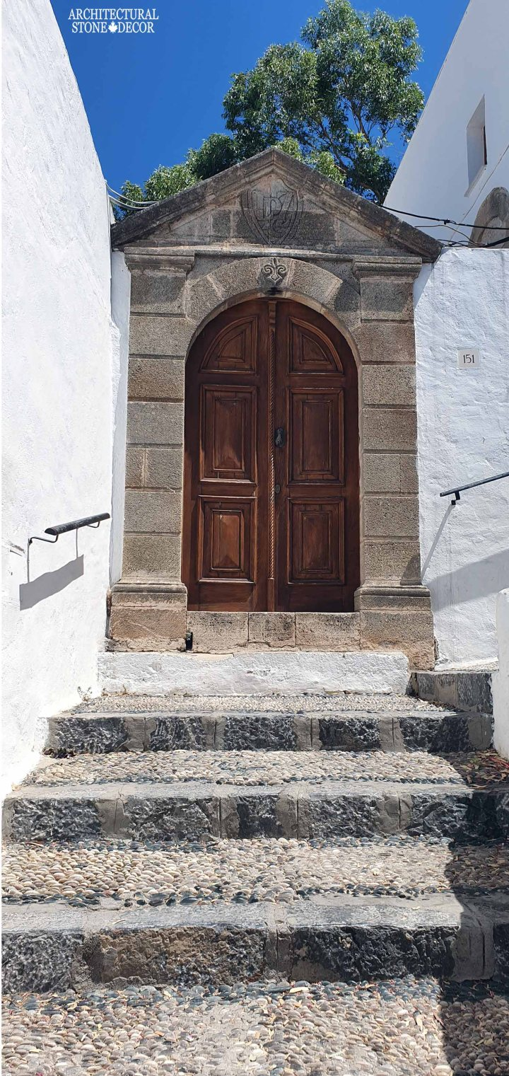 old stone entryway1